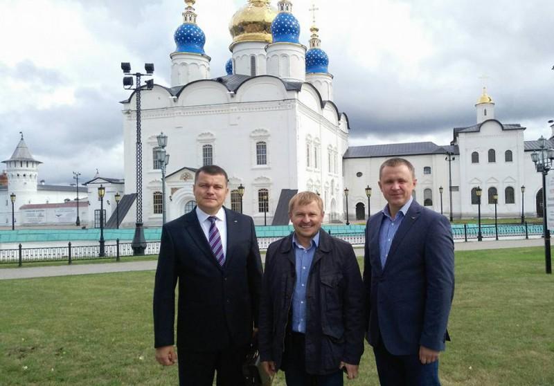 В Тобольске прошел IX Съезд лидеров ОПОРА России