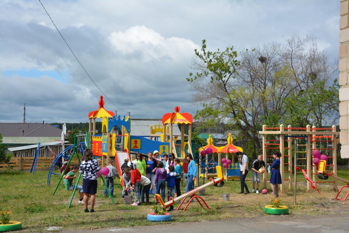 Учалинская ОПОРА РОССИИ помогли детскому приюту