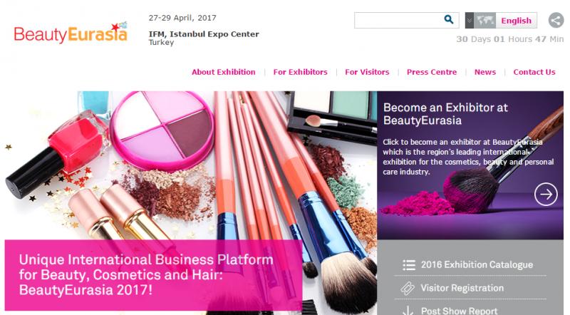 Бизнес-миссия Башкирской ОПОРЫ на BeautyEurasia 2017 в Стамбул