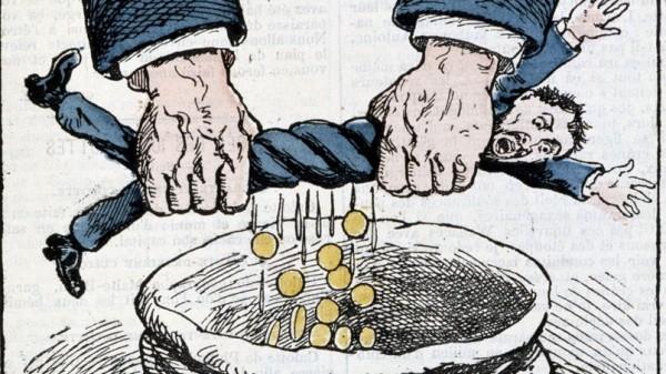 О деятельности налоговых органов по легализации доходов работников
