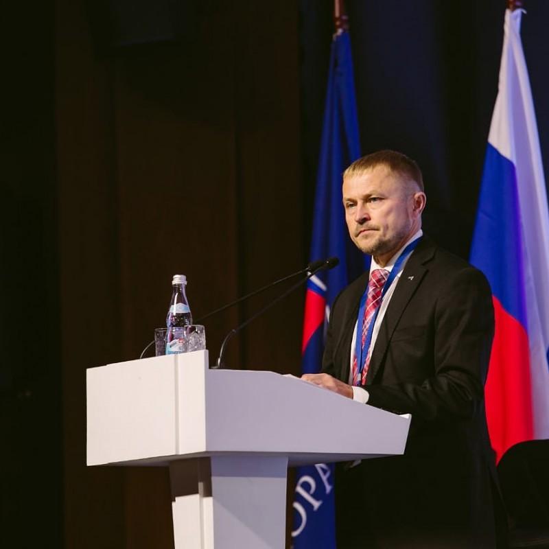 Александр Калинин удостоен высокой государственной награды