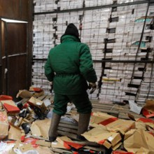 Госдума РФ приняла закон, регулирующий «оборот» вещдоков